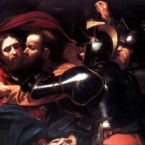 Caravaggio-Taking_of_Christ