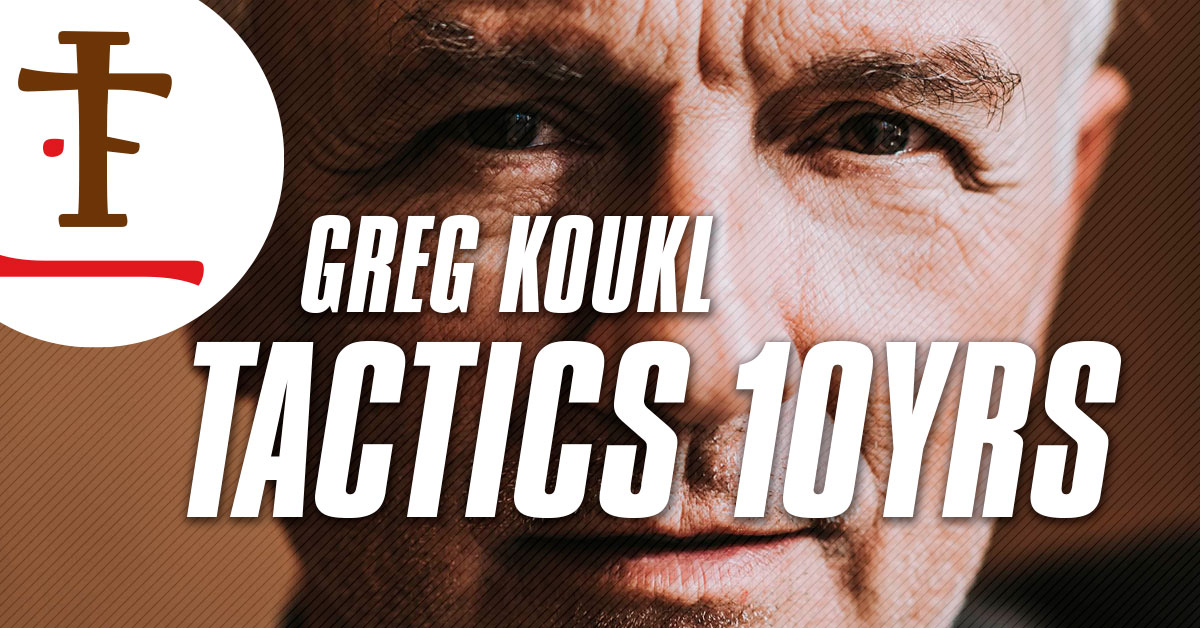 Greg Koukl Interview