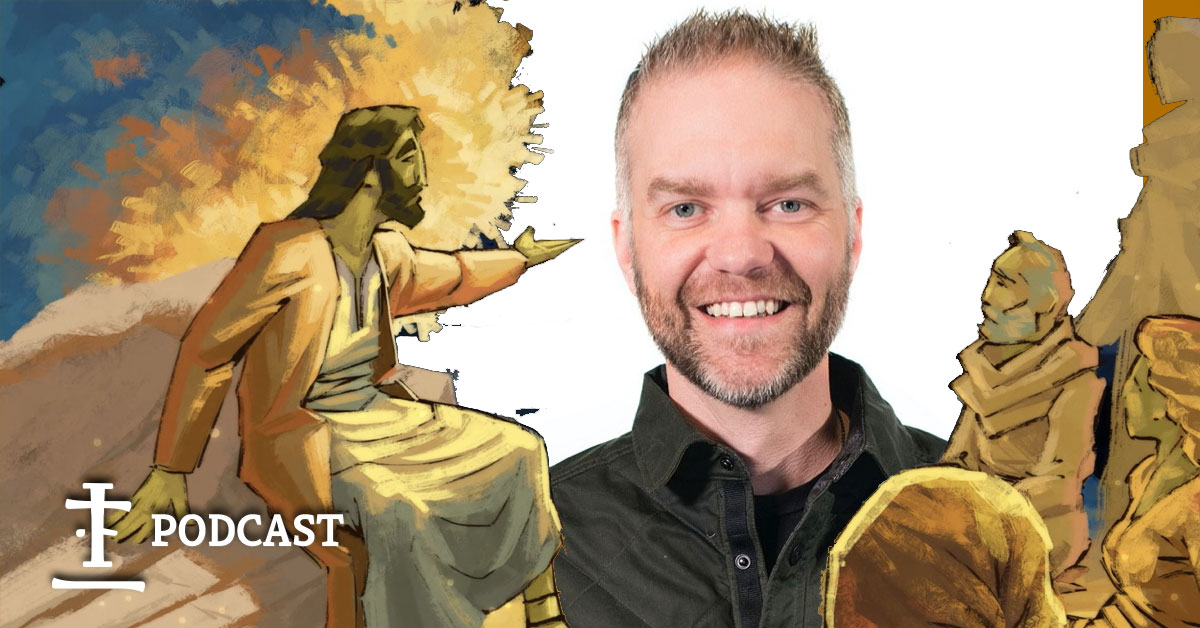 Podcast interview with Michael Mcdonald | Tactical Faith