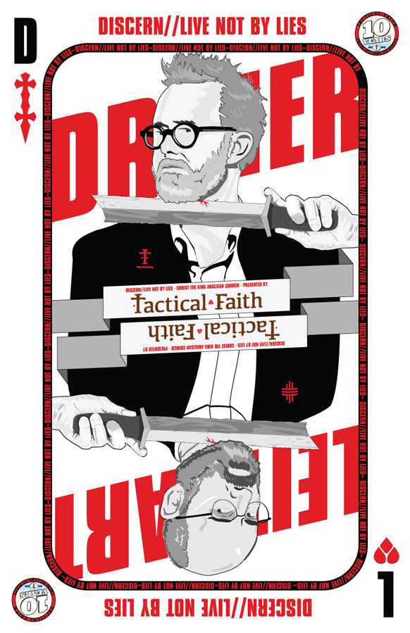 Peter Leithart and Rod Dreher Event Poster